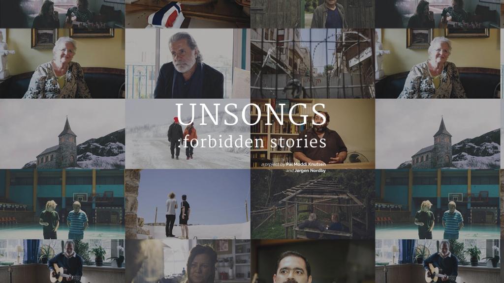 Moddi - Unsongs cover
