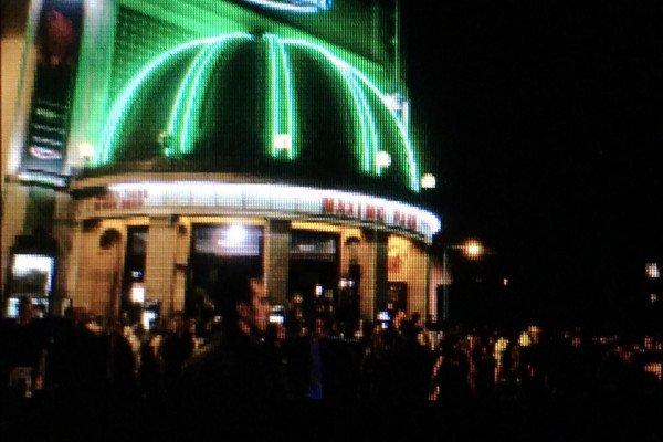 Brixton Academy in London